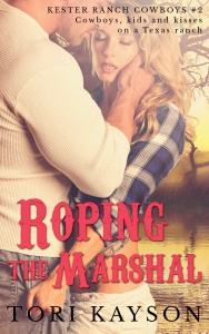 COVER Roping the Marshal