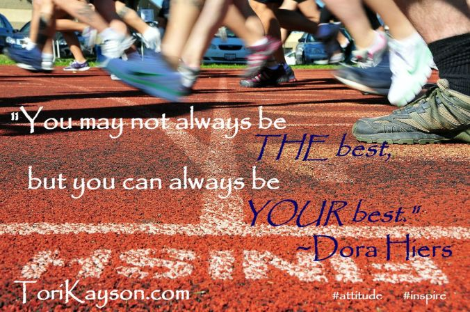 track your best