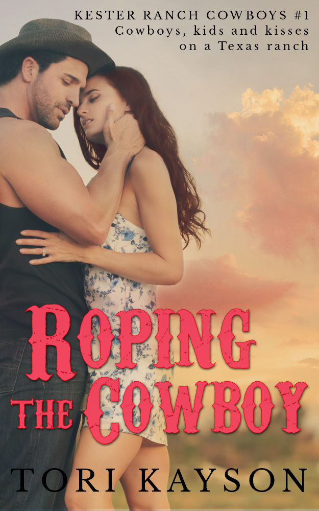 COVER - Roping the Cowboy