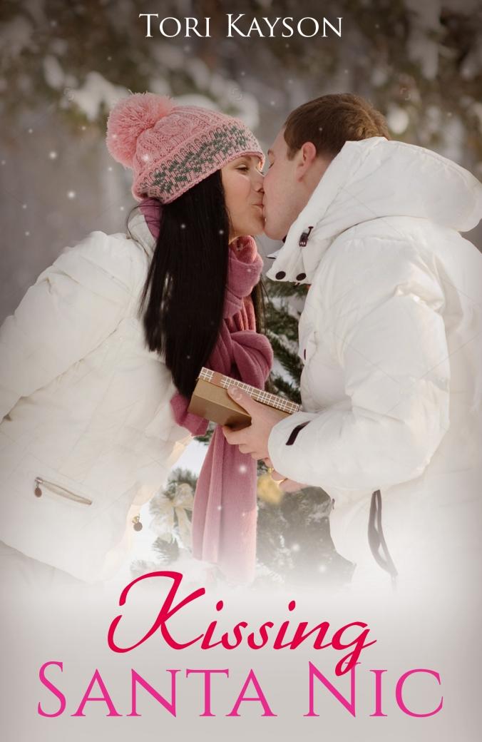 Kissing Santa Nic