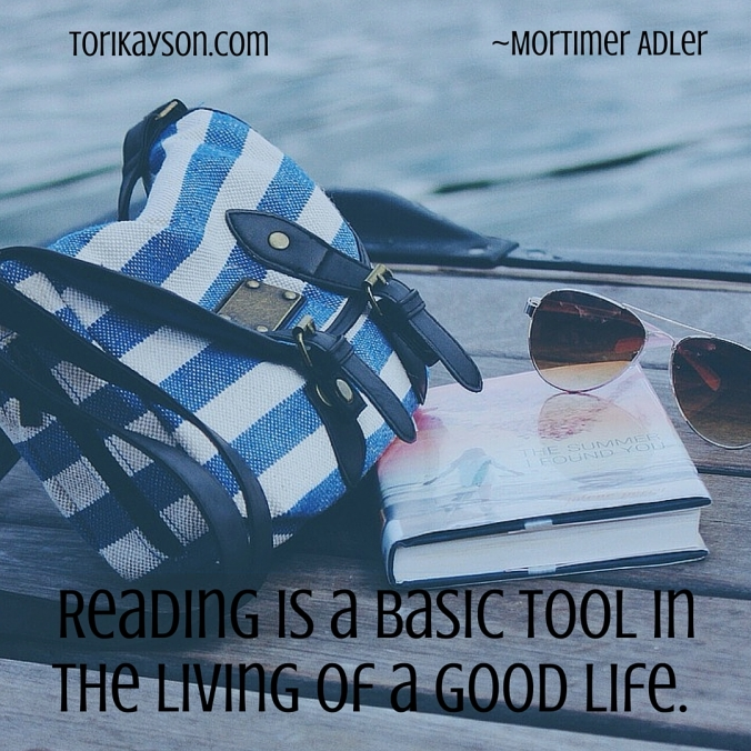 Reading is a basic tool