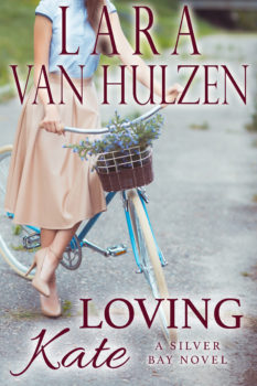 Excited about Reading Loving Kate by Lara Van Hulzen