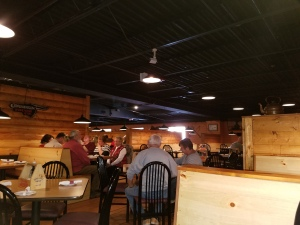 Dodge City Steakhouse Excited about Eating Ernie Hiers