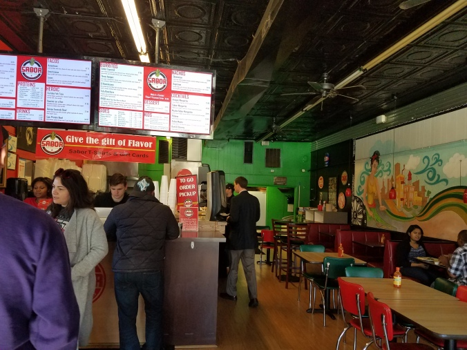Sabor Latin Street Grill Fiction Faith & Foodies Ernie & Dora Hiers