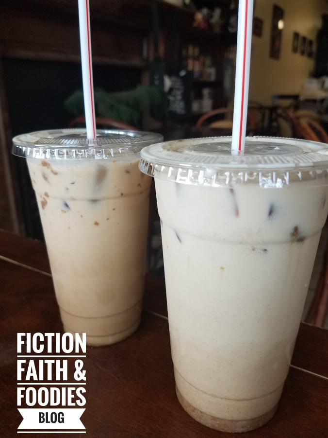 Higher Grounds Coffee Shoppe Fiction Faith & Foodies Ernie & Dora Hiers