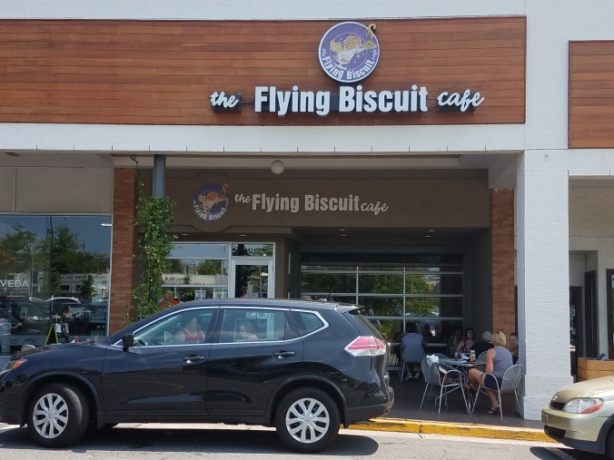 the Flying Biscuit Cafe Fiction Faith & Foodies Ernie & Dora Hiers