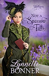 Not A Sparrow Falls Bonner Fiction Faith & Foodies Dora Hiers