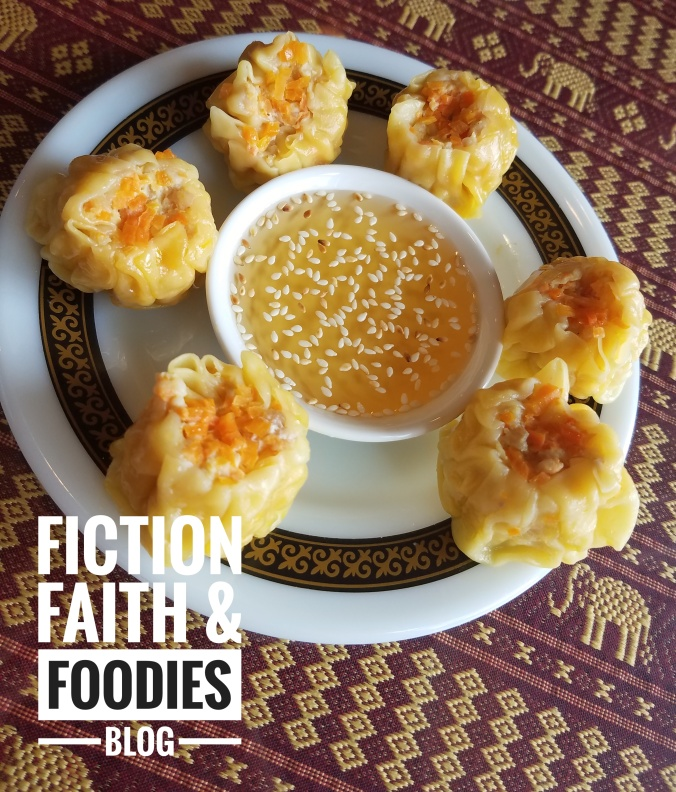 Cha Da Thai Fiction Faith & Foodies Ernie & Dora Hiers