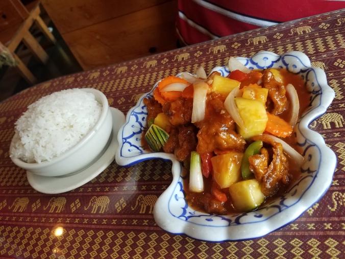 Cha Da Thai Fiction Faith & Foodies Ernie & Dora Hiers