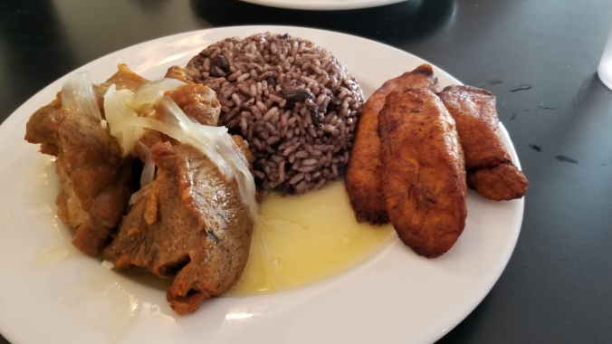 Havana Cafe, Fiction Faith & Foodies, Ernie & Dora Hiers, restaurant review