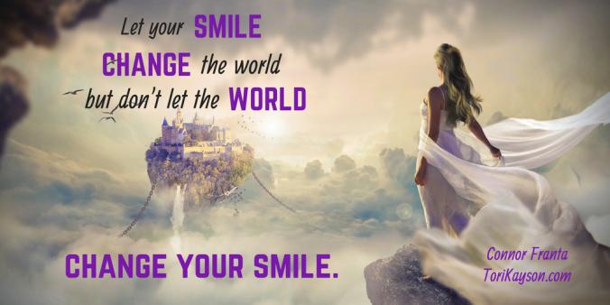 change, inspirational quote, Tori Kayson