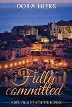 Dubrovnik Croatia Fully Committed book cover by Dora Hiers