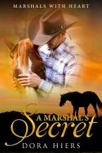 A Marshal's Secret ebook by Dora Hiers