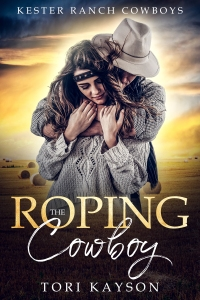 cowboy, roping the cowboy, romance novel, cover