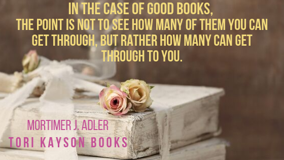 Books, quote, Tori Kayson Books