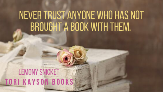 Books, Tori Kayson Books, inspirational quote