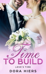 A Time to Build, book, ebook cover, Dora Hiers