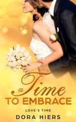 A Time to Embrace, book, ebook cover, Dora Hiers