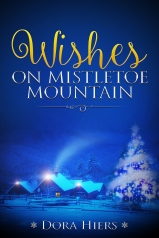 Wishes on Mistletoe Mountain, ebook, book, cover