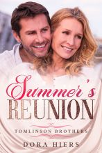 Summer's Reunion, book cover