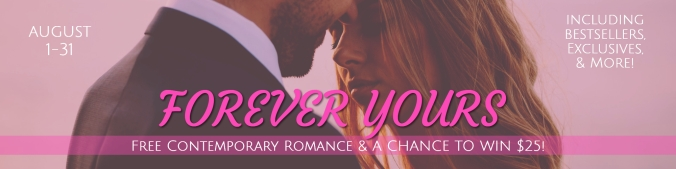 BookCave - Forever Yours August 2020